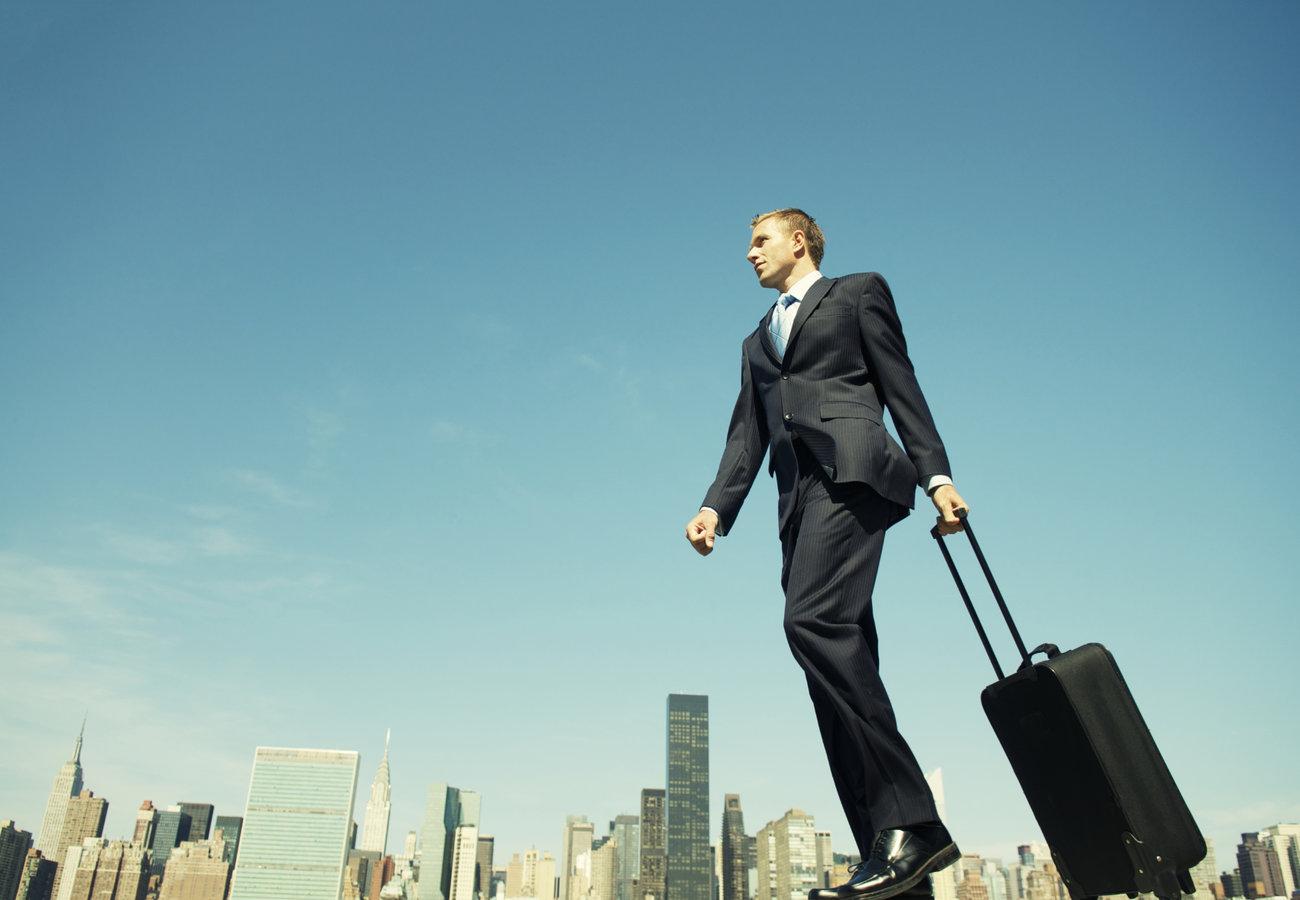 یک مسافر حرفهای چطور سفر میکند؟