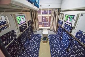 کوچه قطار 6 تخته میلاد