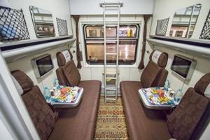 قطار نورالرضا - سفیر