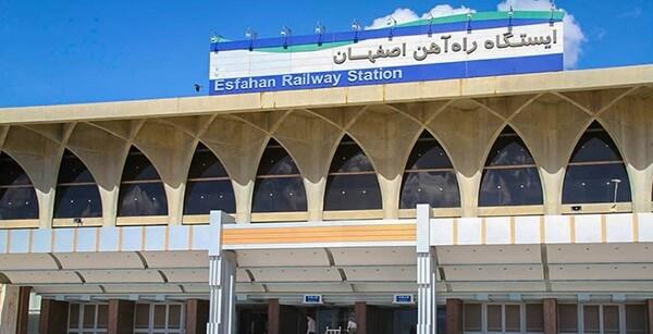 مسیرهای ریلی اصفهان