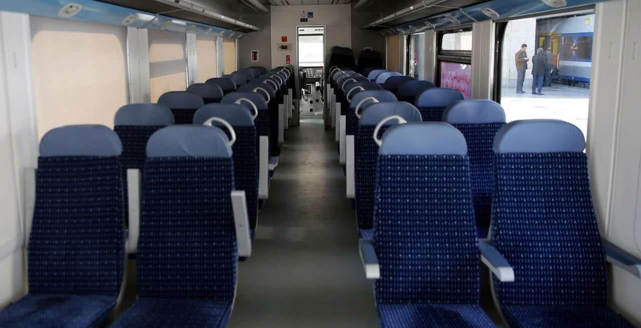 قطار اتوبوسی ـ علیبابا