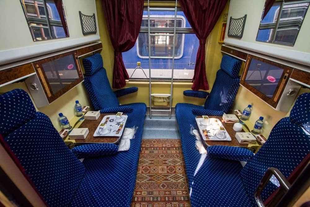 قطار سفیر ـ علیبابا