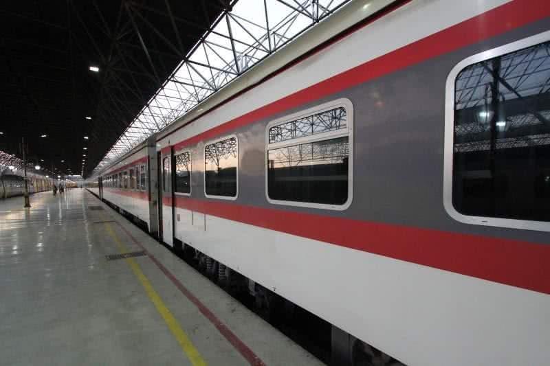 قطار غزال ـ علیبابا