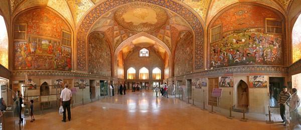 رزرو تور اصفهان