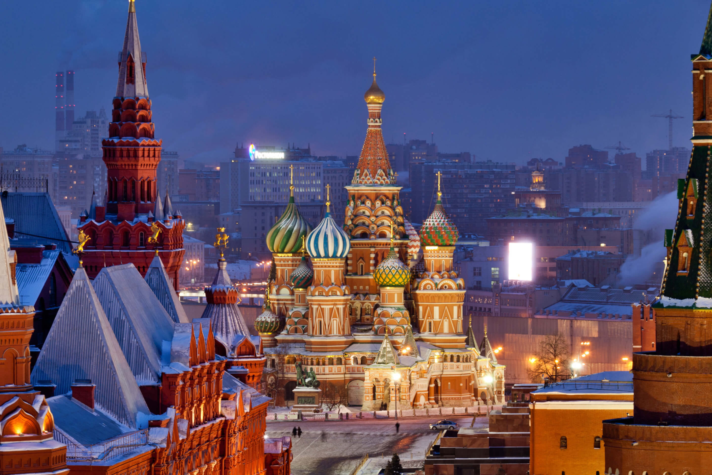رزرو هتل مسکو