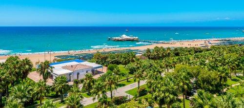تور آنتالیا هتلهای با کیفیت