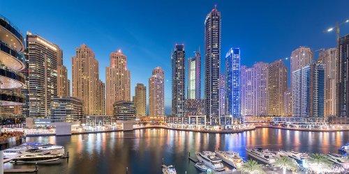 تور دبی آبان - هتل های پنج ستاره