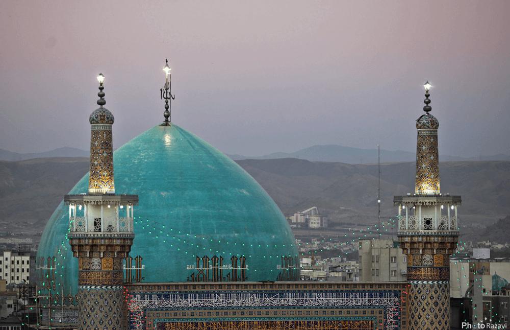 مسجد گوهرشاد - مشهد